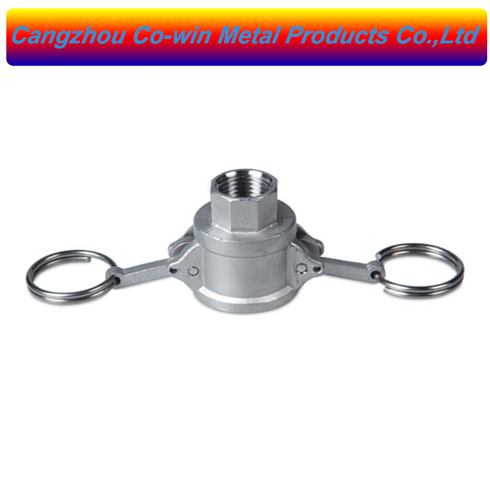 Silicon Sol Casting Type D Camlock Featured Image