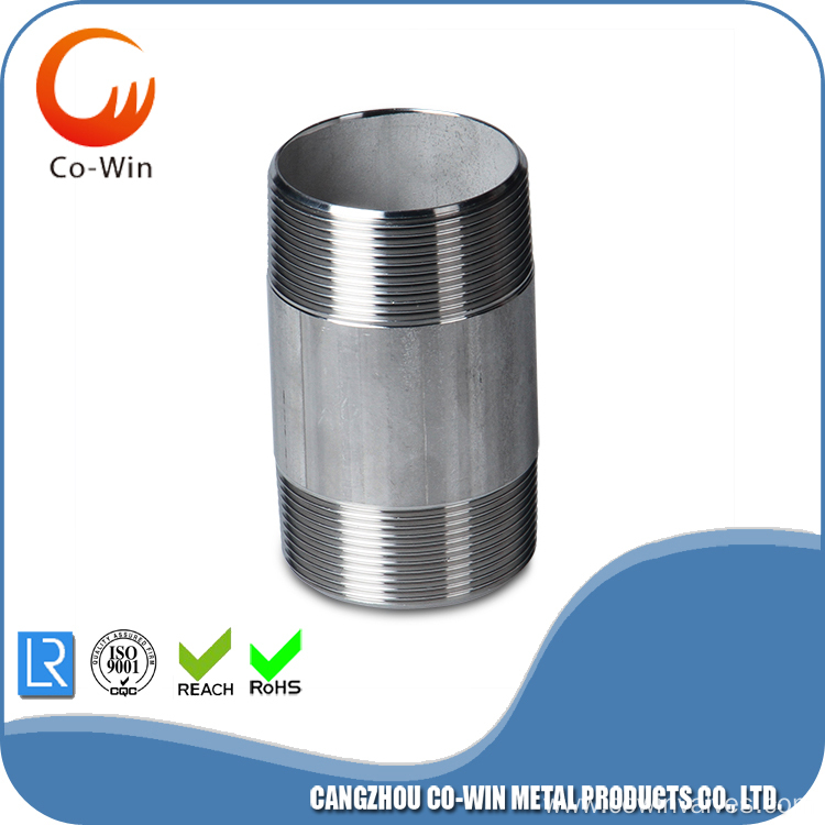 Stainless Steel Barrel Nipple Featured Image