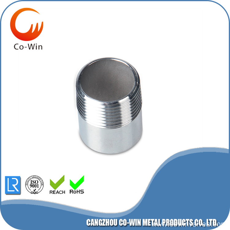 Stainless Steel Welding Nipple SCH40
