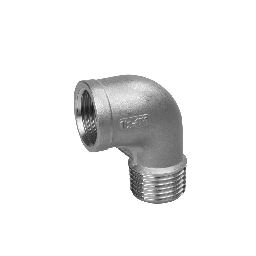 stainless steel casting fitting street elbow 90 Featured Image