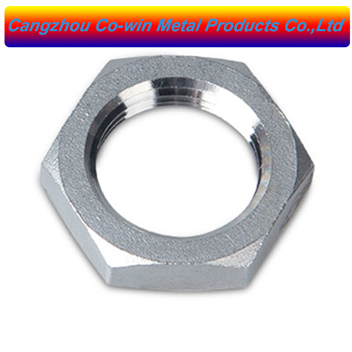 Silicon Sol Casting Hex Back Nut Featured Image