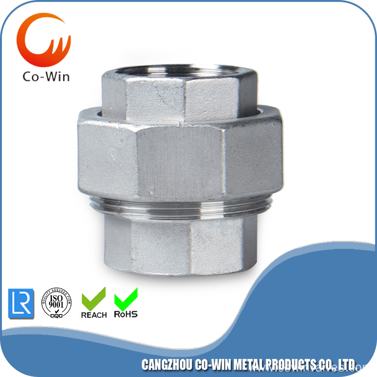 Ivestment Casting Union F/F Conical Or Flat