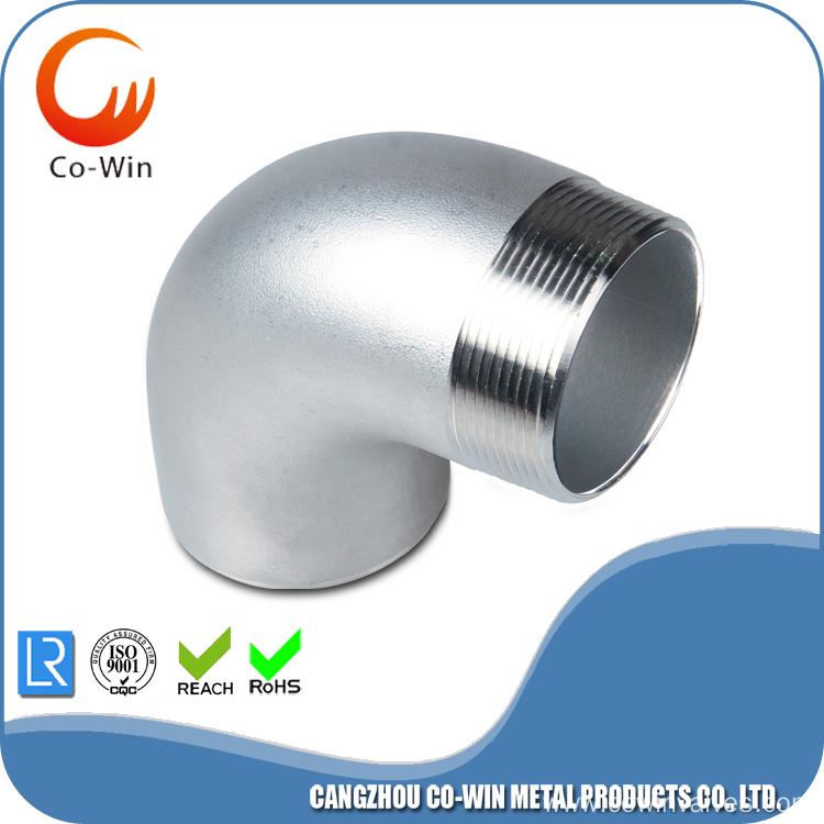 Stainless Steel 150LBS 90 Degree Elbow
