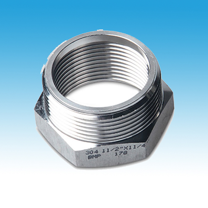 Stainless Steel Thread insert Hex Bushing
