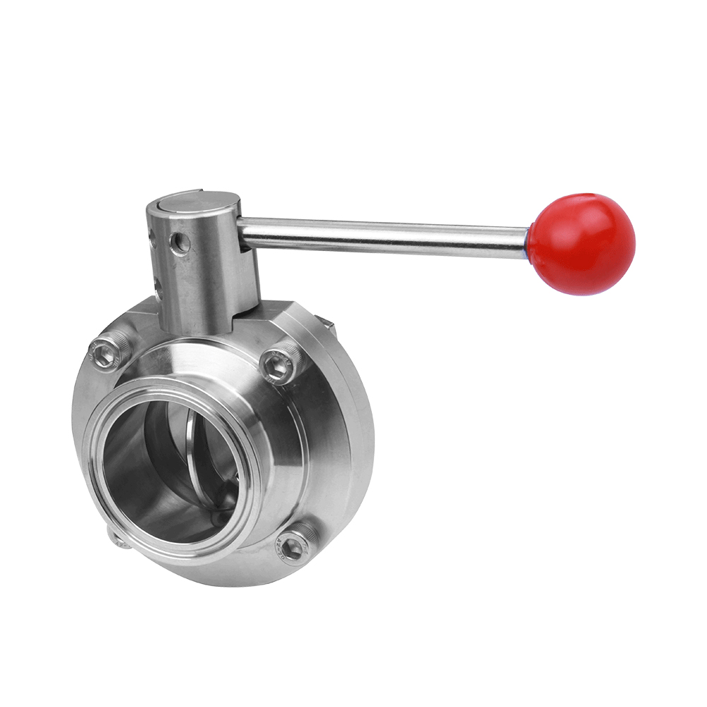 food grade stainless steel ball valve butterfly valve