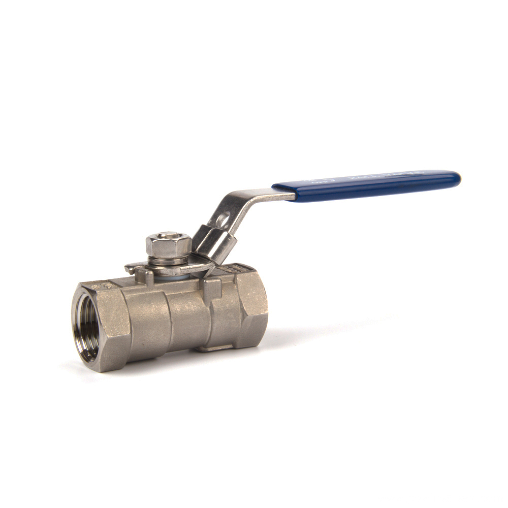 1PC Type Threaded Female SS 304 Ball Valve