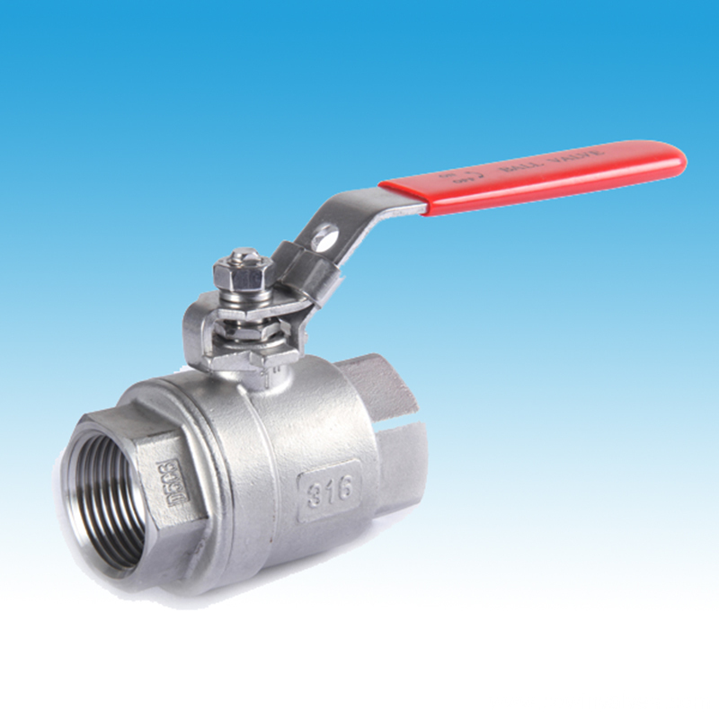 stainless steel 316  ball valve
