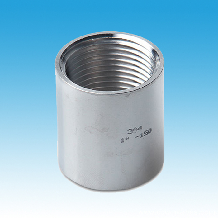 Inox Equal Socket Pipe Fittings