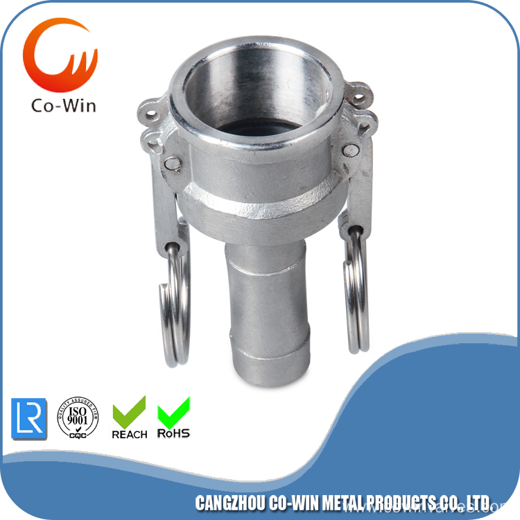 Stainless Steel Type C Connector Fitting