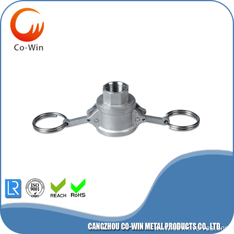 Silicon Sol Casting Type D Camlock