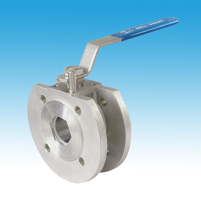Stainless Steel 1PC Flanged Ball Valves Featured Image