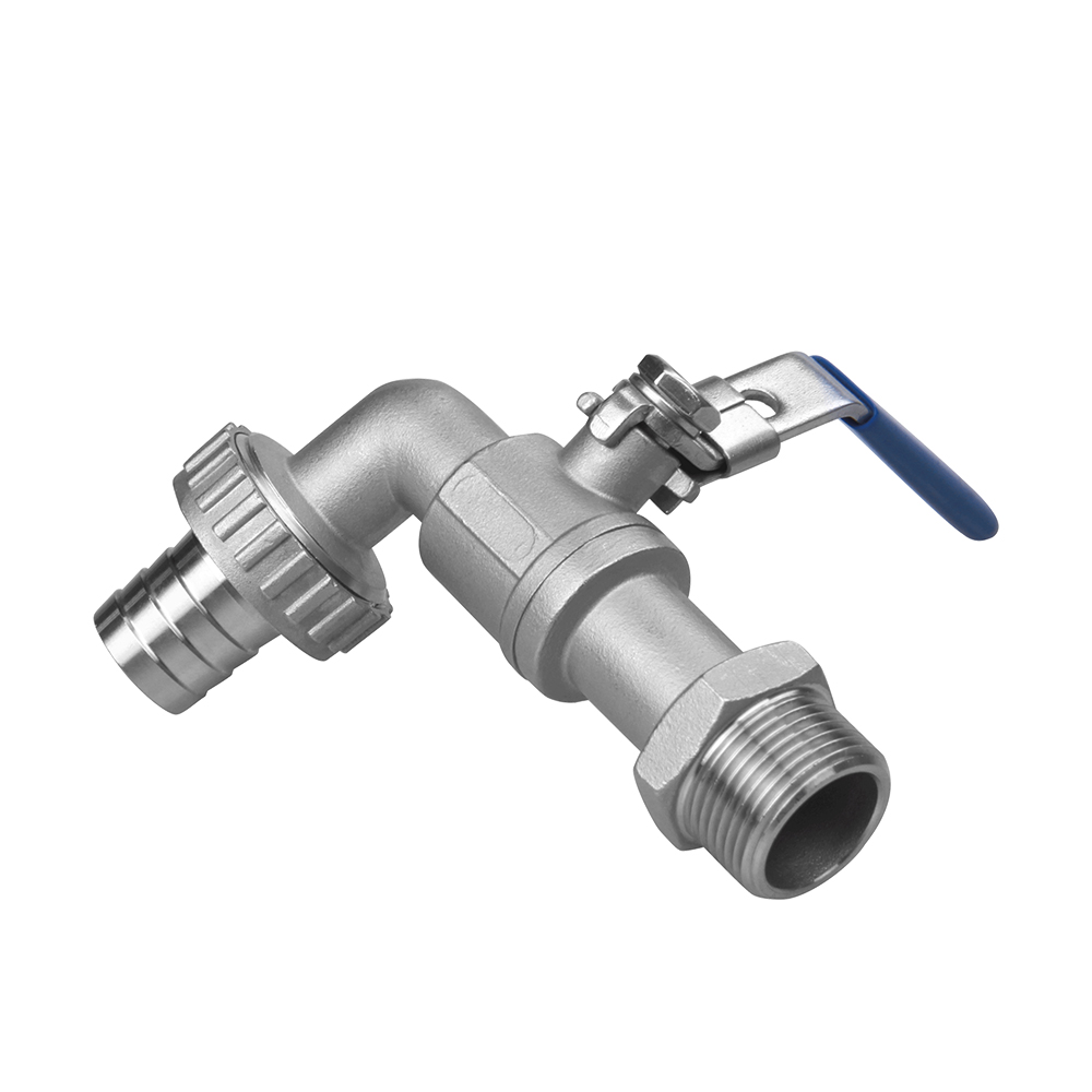 3/4 inch ball valve Hose Tap MT OD9.6MM Featured Image