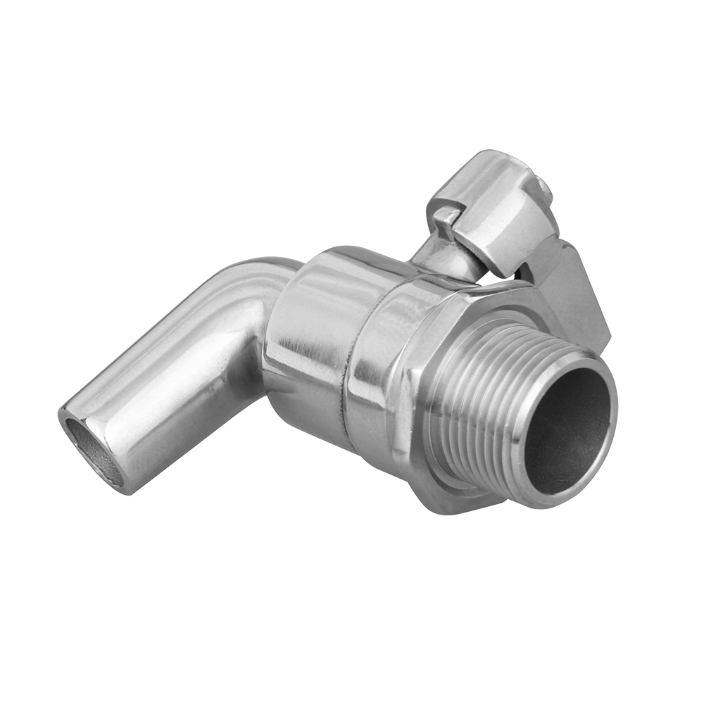 304 threaded ball valves drain tap full ball 1 inch Featured Image