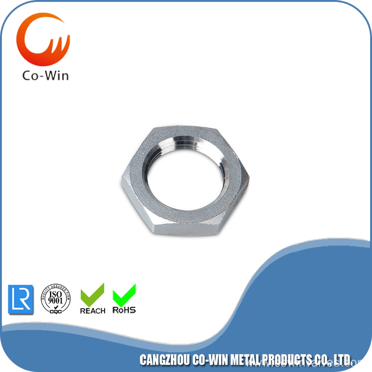 Hot Sale S.S Hexagon Nut Featured Image