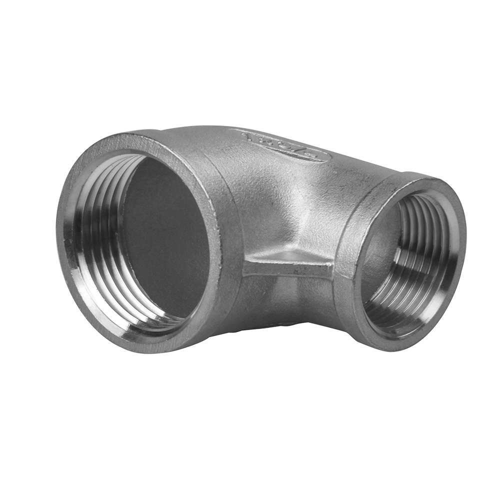 stainless steel pipe fittings red elbow 150lb Featured Image