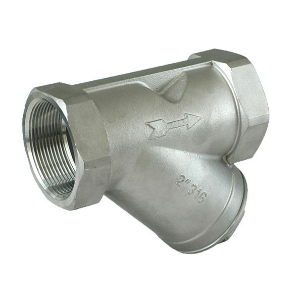 Precision Casting Y Check Valves
