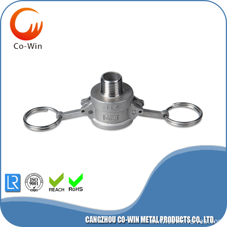 Stainless Steel Camlock Type B