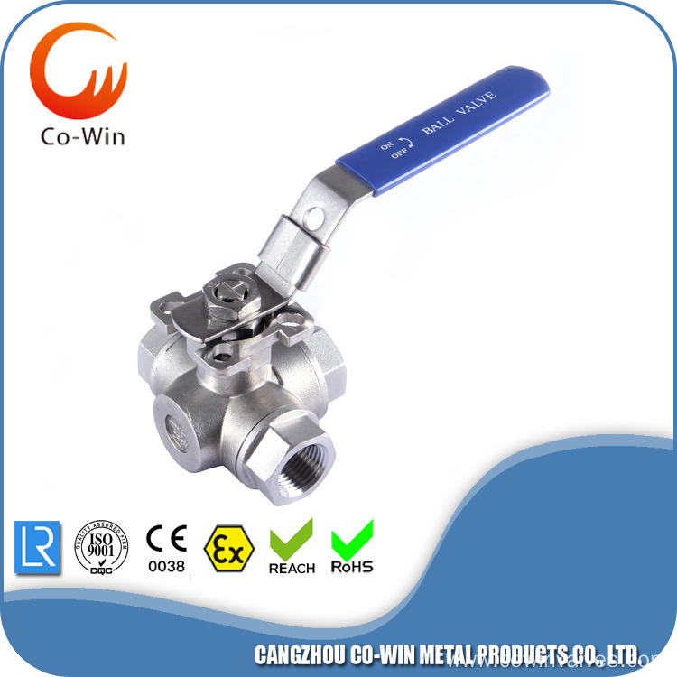 three way ball valve T port Featured Image