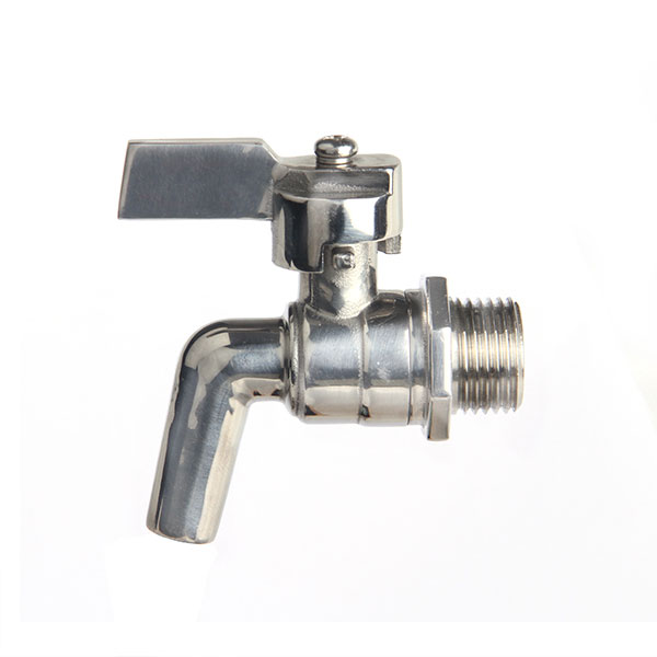 Mirror Polished Drain Tap Featured Image