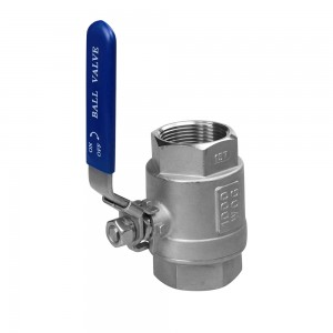316 ball valve stainless steel with locking handle
