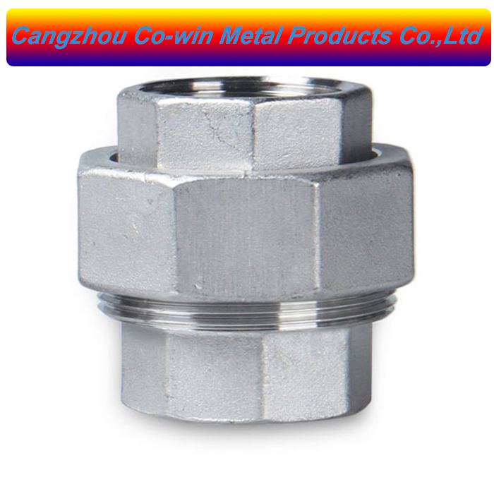 304 Cast Pipe Fitting Union 1 inch Female Featured Image