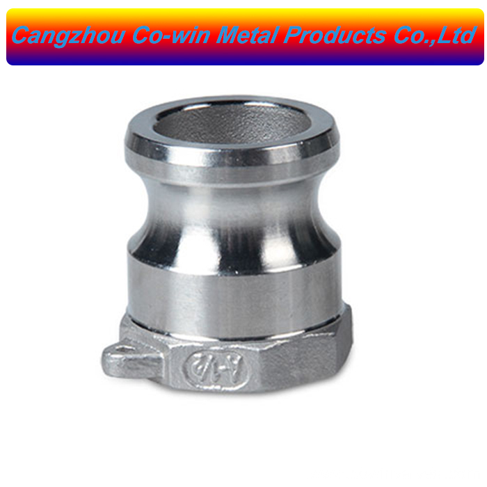 Silicon Sol Casting Camlock Coupling A