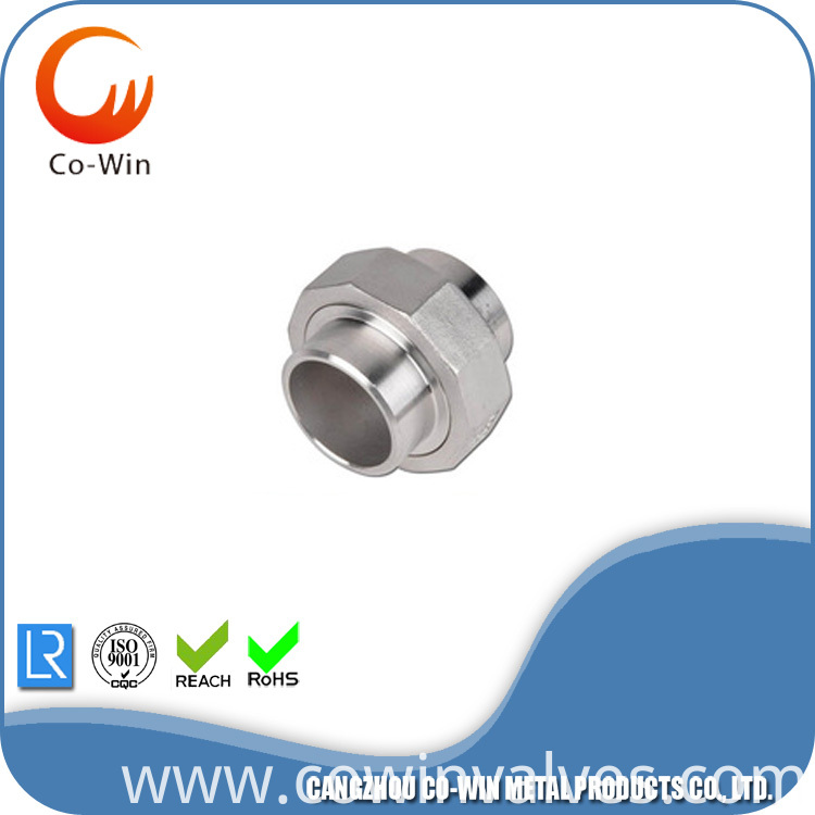 Stainless Steel 304/316 Weld Socket BW Union