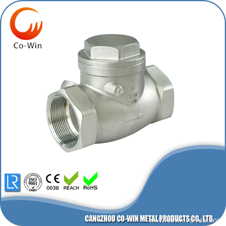 Swing Check Valves Precision Casting