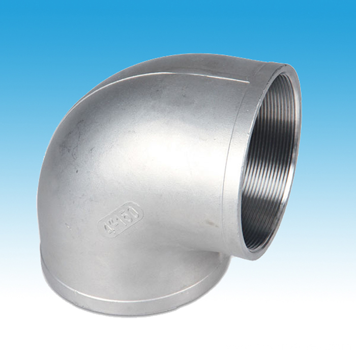 Inox Elbow Degree 90