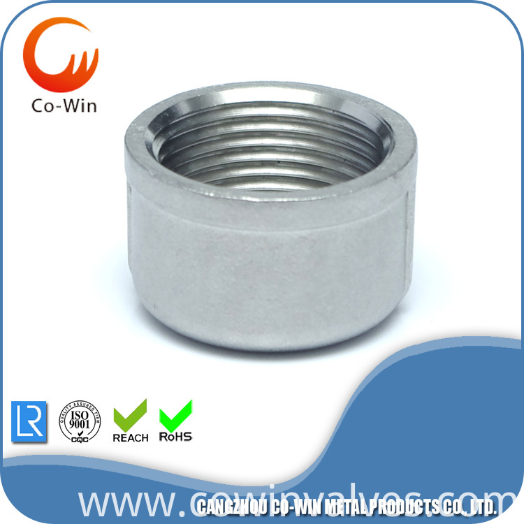 Lox Wax Casting High Quality Round Cap