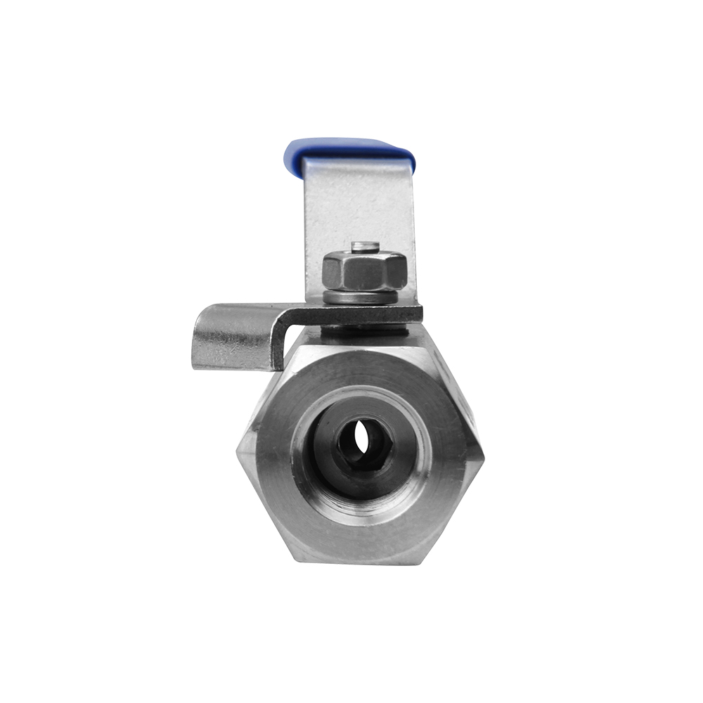 3 inch stainless steel ball valve 1PC 2000wog