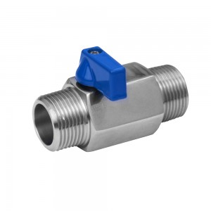 china mini ball valve