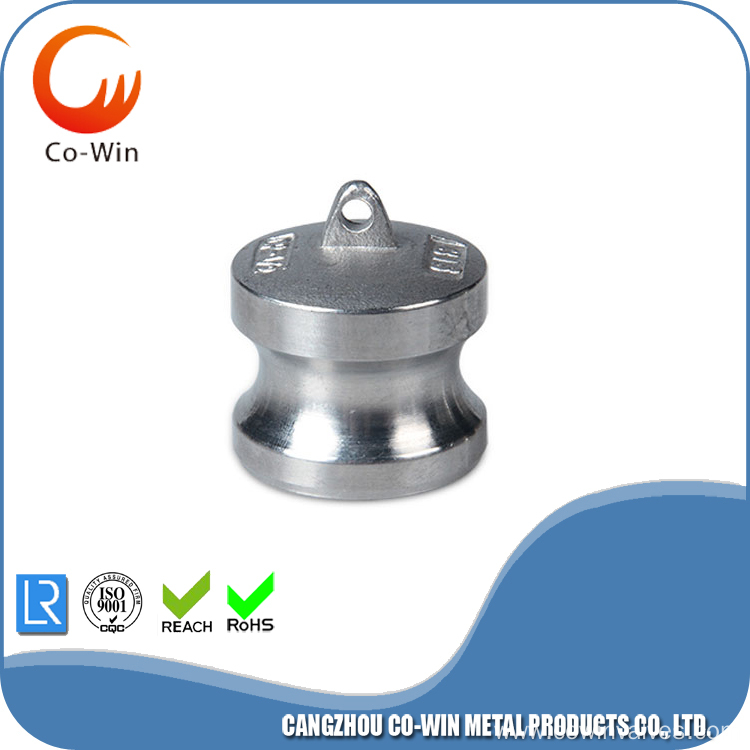 Stainless Steel Type DP Coupling