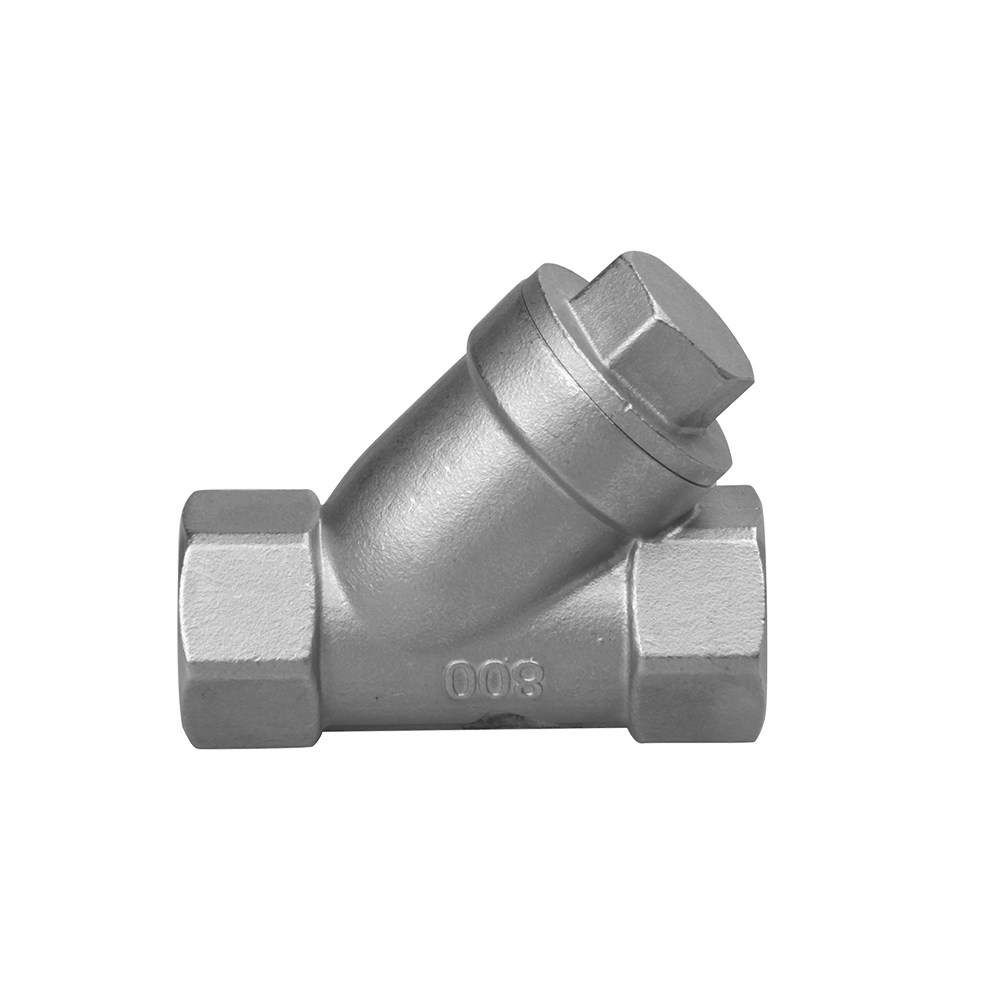 stainless steel 316 valve Strainer Y type