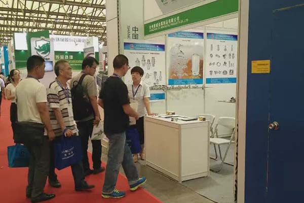 Masakan & Beverage Manufacturing Teknologi Exhibition Jun.14-16th 2016