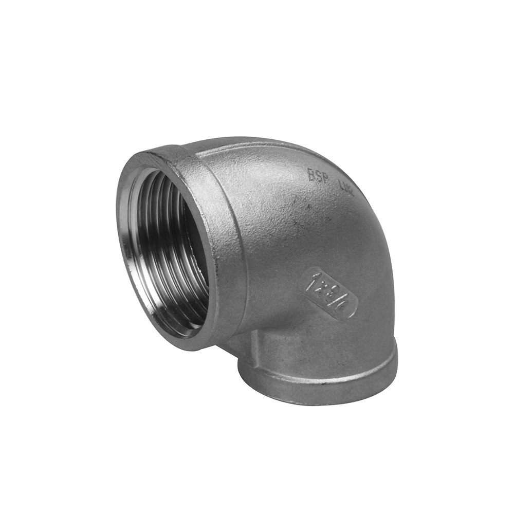 stainless steel pipe fittings red elbow 150lb