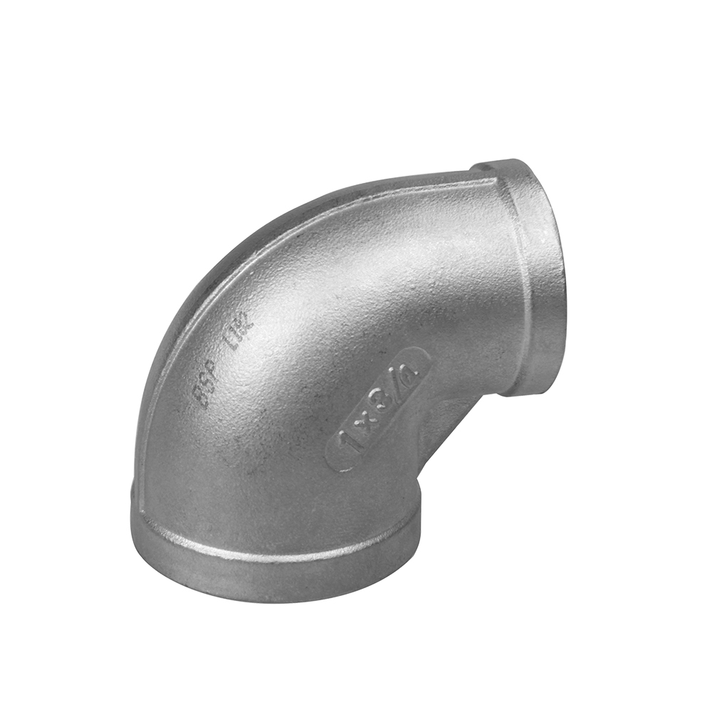 stainless steel 90 degree elbows casting investment