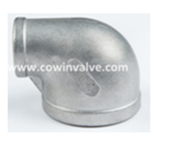 Precision Casting Reduce Elbow 90