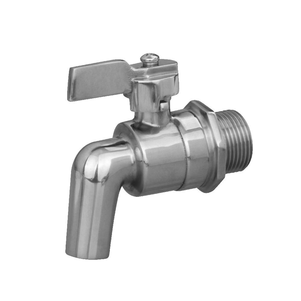 stainless steel valve threaded casting drain tap 316 Featured Image