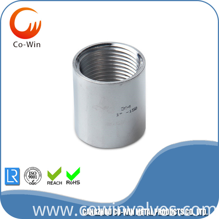 Stainless Steel Coupling ISO4144