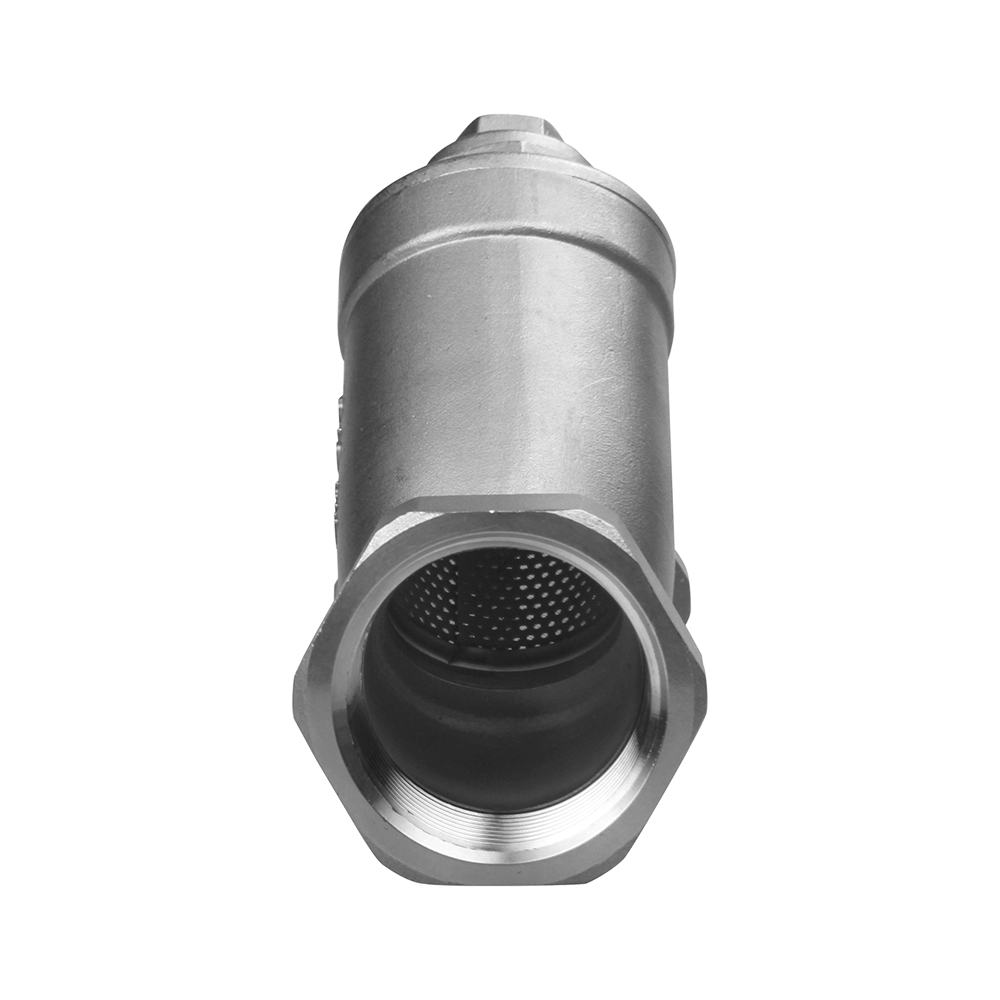 Y strainer cf8m stainless steel ball valve
