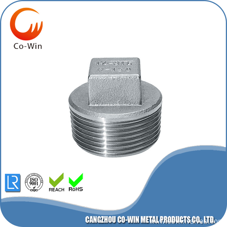 Silicon Sol Casting Square Plug Featured Image
